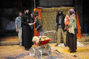 "Pentecost with Pankaj ""J"" K. Jha and costumes by Michaela Petrovich"