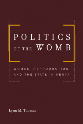 Politics of the Womb Cover