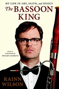 Rainn Wilson will be at the University Bookstore on November 14.