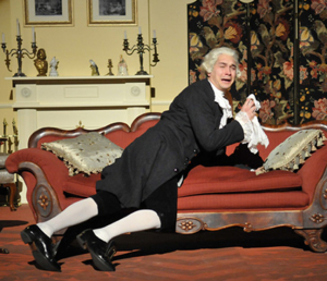 She Stoops to Conquer performance