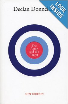 The Actor and the Target book cover