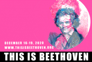 """the poster for """"This is Beethoven"""""""
