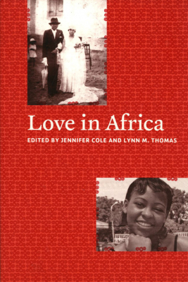 Cole, Thomas: Love in Africa Cover