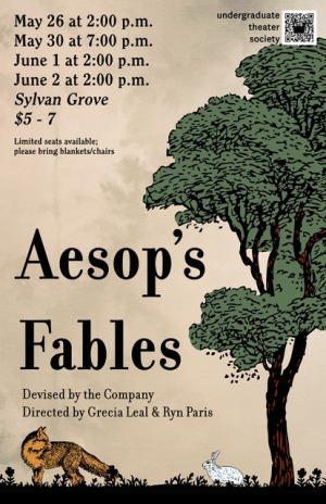 UTS Presents Aesop's Fables