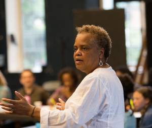 Professor Valerie Curtis-Newton. Photo by Alex Graves.