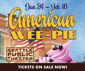 American Wee-Pie Jan 24-Feb 16 tickets on sale now