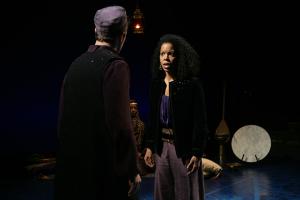 Yesenia Iglesias in The Arabian Nights