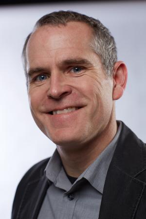 Headshot of Christopher Goodson.
