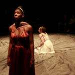 Production Photo from Iphigenia and Other Daughters