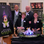 First Place Team: Mickey's Magic Garden (Front Row Left to Right)- Geoff Backstrom and Katie Eastman. (Back Row Left to Right) - Courtney Irby and David Borning - ©Disney photo by Gary Krueger.
