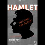"""Poster for """"Hamlet"""""""