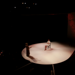 Angels in America Part II: Perestroika / Set Design by Shin-yi Lin