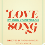 Love Song playbill