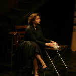 Sylvia Kowalski in The Beggar's Opera, School of Drama, spring 2014. Photo by Mike Hipple.