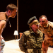 Jon Díaz, Greg Lyle-Newton, and Adrian Tafesh in In the Heart of America / Photo by Kyler Martin