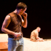 Jon Díaz and Adrian Tafesh in In the Heart of America / Photo by Kyler Martin