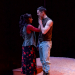 Tricia Castañeda-Gonzales and Jon Díaz in In the Heart of America / Photo by Kyler Martin