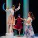 Hermia lunges at Helena
