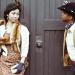 Hazel Lozano and AJ Friday in 'Bus Stop' (Photo: Mike Hipple)