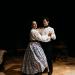 Actors waltz on stage