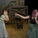 Henriette (Marissa Lichwick) begins to doubt the sincerity of La Frochard (Andrea Snow)