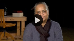 YouTube link to Faculty Spotlight: Valerie Curtis-Newton