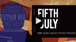 YouTube link to Fifth of July - Spotlight: Ensemble Acting