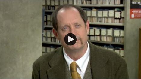 YouTube link to Faculty Spotlight: Odai Johnson