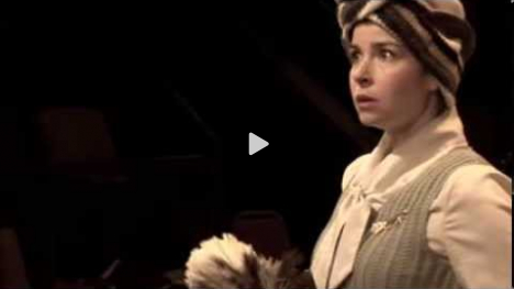 YouTube link to The Real Inspector Hound - Trailer