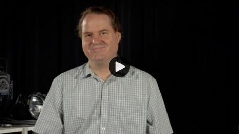 YouTube link to Faculty Spotlight: Geoff Korf