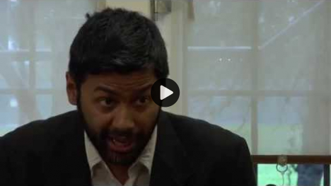 YouTube link to PATP Class of 2014 - Pankaj 'J' K Jha