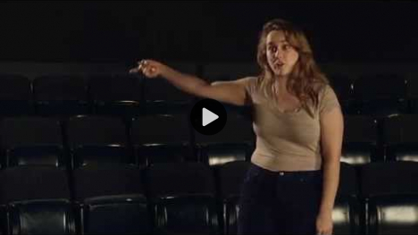 YouTube link to Andrea Salaiz monologue from