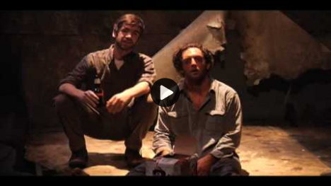 YouTube link to The Last Days of Judas Iscariot UW Drama.mov